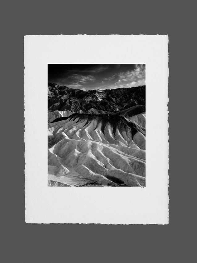Yvon HAZE Photographe: Deserts et Canyons Americain Arches &emdash; Tirage Edition Spéciale sur Arche Aquarelle Grain Fin 850gr